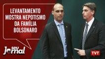 Nepotismo? Prática comum na família Bolsonaro segundo levantamento
