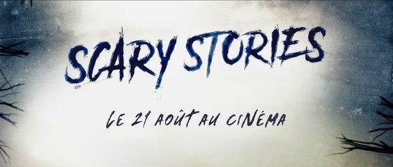 SCARY STORIES film- Êtes-vous prêts à découvrir des histoires terrifiantes ?