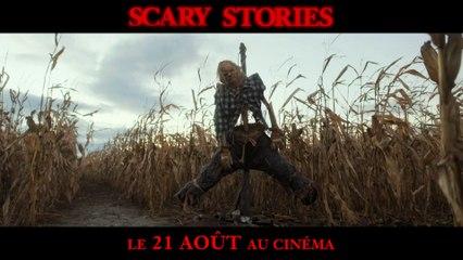 SCARY STORIES Film - Guillermo del Toro vous prépare de belles histoires pour dormir…