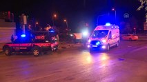 Başkentte trafik kazası: 5 yaralı - ANKARA