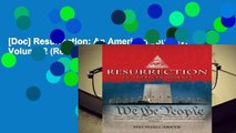 [Doc] Resurrection  An American Journey  Volume 2 (Resurrection Trilogy)