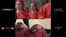 The Handmaid's Tale: Film - TV Series Side-by-Side