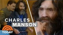 Mass Murderer Charles Manson's 1987 Interview In San Quentin Prison - TODAY