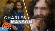 Mass Murderer Charles Manson's 1987 Interview In San Quentin Prison - TODAY