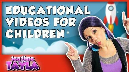 Educational Video for Children