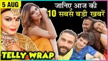 Jennifer Winget Beyhadh 2, Amruta Khanvilkar KKK 10, Rakhi Sawant Confirms Marriage | TOP 10 News