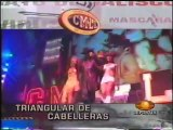 Marcela vs Dark Angel (CMLL September 16th, 2005)