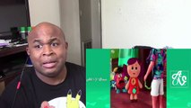 Funny Cartoon Voice Overs Vines Compilation (Part 1) | The Best Bad Lip Reading Vines REACTION!  (BlastphamousHD TV)