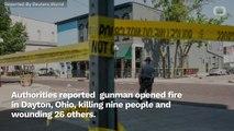 Nine People Killed In Ohio Shooting