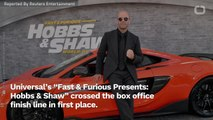 Hobbs & Shaw Wins The Box Office With $60.8 Million Opening