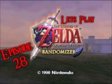 Lets Play - Legend of Zelda - Ocarina of Time Randomizer - Episode 28 - Water Temple Part 2