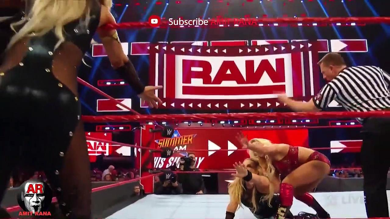 WWE RAW 5 August 2019 Highlights HD – WWE Monday Night RAW 8-5-19 Highlights HD