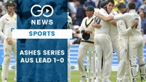 Australia Crush England In First Ashes Test