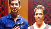 Arjun is vishal's villain(Tamil)