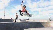 Une skateboardeuse de 11 ans rêve de participer aux jeux olympiques de 2020