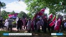 États-Unis : les suprémacistes blancs dans le viseur