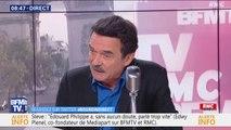 """Le maintien de l'ordre est une discipline """"politique"""" et non """"policière"""", selon Edwy Plenel"""
