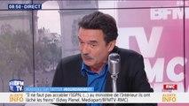 """Edwy Plenel juge que """"la responsabilité politique de Christophe Castaner est totalement engagée"""""""