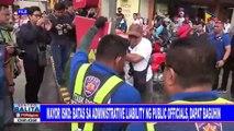 Mga alkalde sa Metro Manila, humarap sa Senado ukol sa road reclaim ops
