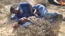 Des migrants ivoiriens dans le désert lybien crient au secours