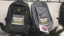 États-Unis : des cartables pare-balles disponibles en magasin pour la rentrée