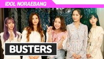 [Pops in Seoul] Pinky Promise ! Busters(버스터즈)'s Pops Noraebang