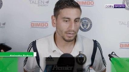 Alejandro Bedoya has no regrets over goal celebration