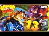 Crash of the Titans Walkthrough Part 13 (X360) 100% Episode 13 • Doomraker