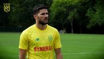Les premiers pas de Mehdi Abeid au FC Nantes
