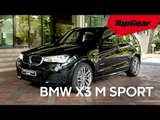 All crossovers should be as fun as the BMW X3