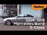 How much does a Mercedes-Benz S-Class cost in the used market?