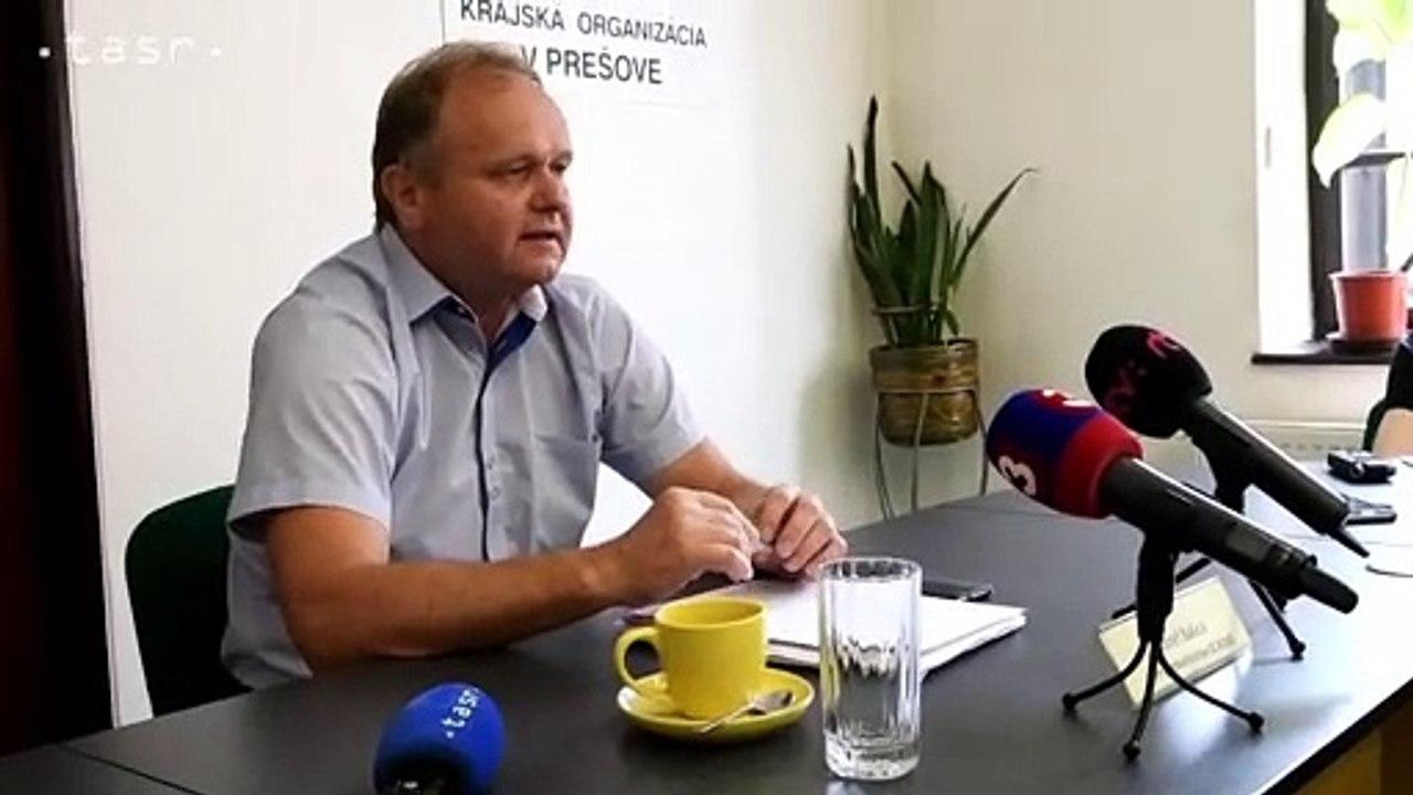 PREŠOV: Šičky zo Svidníka o sankciách a nevyplatených mzdách