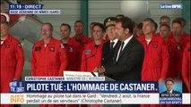 """Christophe Castaner: Franck Chesneau """"avait en lui une générosité qui fait l'âme de la sécurité civile"""""""