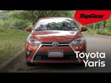 The Toyota Yaris is a spacious subcompact hatch