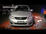 Suzuki SX4 launch