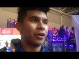 Kiefer Ravena three gold medals SEA Games