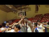 Final practice of Gilas Cadets before departure for SEA Games