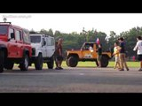A tribute to the Land Rover Defender and the defenders of the Philippines