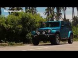 We take the Jeep Wrangler Sahara for a spin in Bolinao, Pangasinan