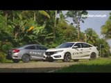 Taking the turbocharged Honda Civic RS around Bohol