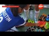MEET THE YOUNG FOOTBALL SAMARITAN