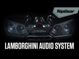 This Lamborghini audio system is as expensive as a car