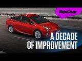 A decade of improvement