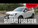 Is the Subaru Forester your next compact SUV?