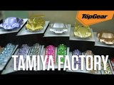 Here's a look inside Tamiya's Cebu factory