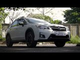 The Subaru XV is a 'lite' version of the Forester