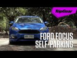 We can't get over the Ford Focus' parking skills