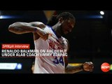 SPIN.ph Interview: Renaldo Balkman on ABL debut under Alab coach Jimmy Alapag