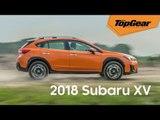 First drive of the 2018 Subaru XV