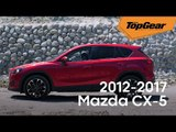 How much is a secondhand 2012-2017 Mazda CX-5 in the Philippines?